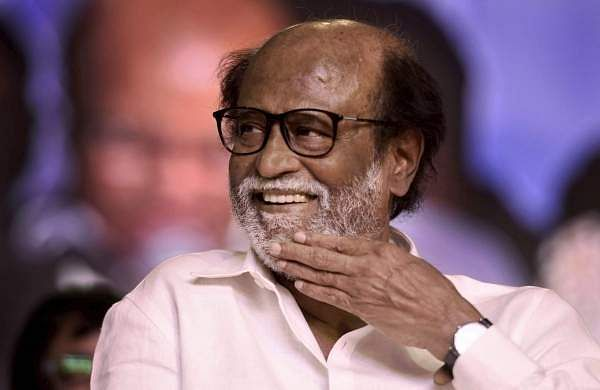 Actor Rajinikanth congratulates Thuraimurugan and DR Palu