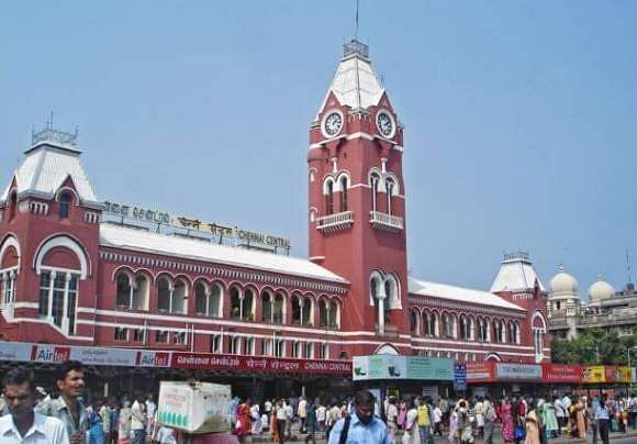 Sep. 7 from Additional 6 special trains from Chennai