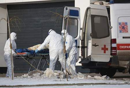 Russia registers 4,995 COVID 19 cases in last 24 hours