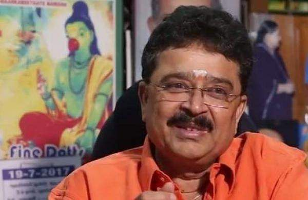 National flag contempt case: SV Shekar apologize
