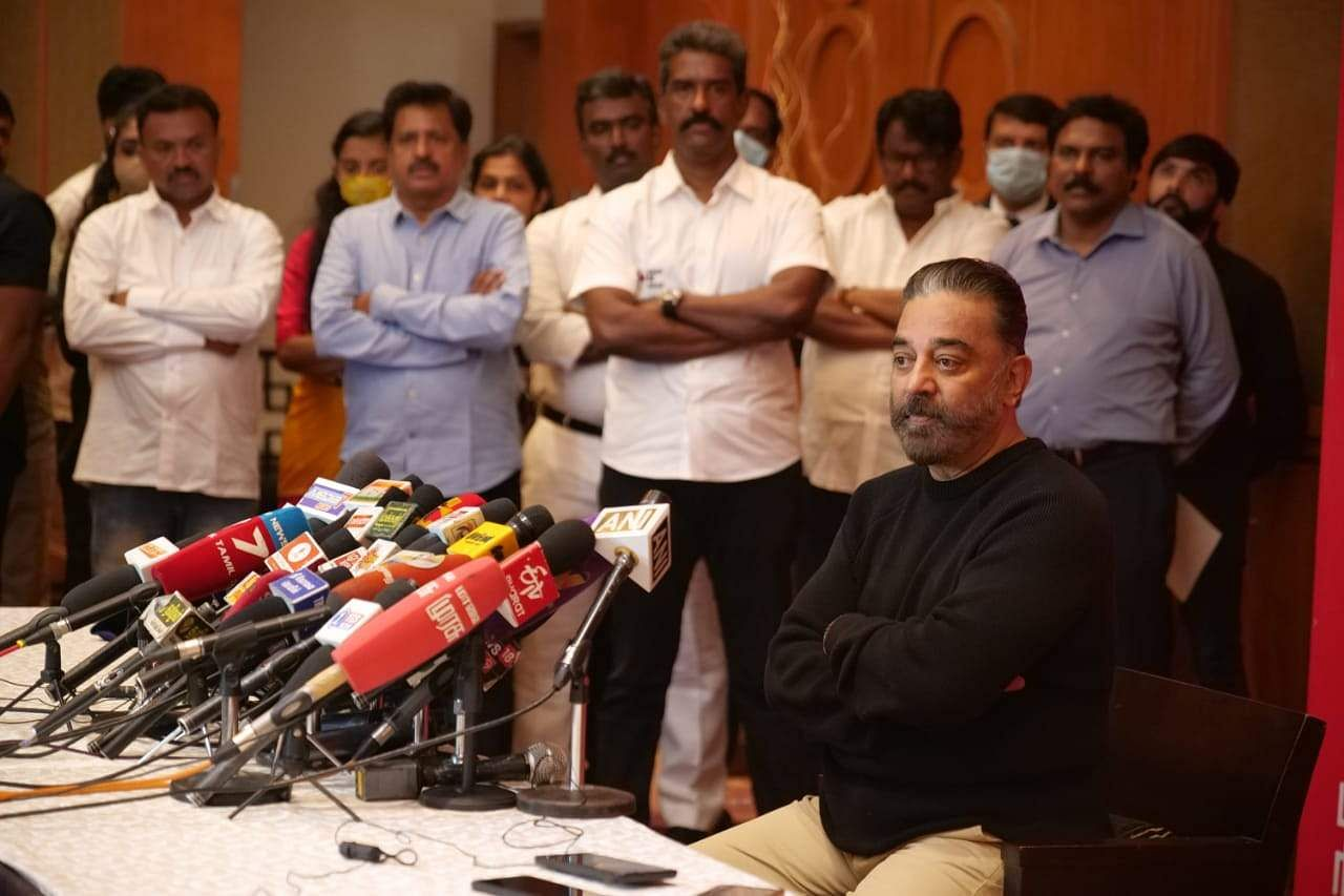 We will nominate only honest candidates: Kamal Haasan