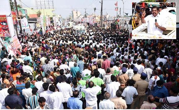 DMK is Like a corporate company: Chief Minister Edappadi K. Palaniswami