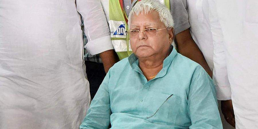 jailed RJD chief Lalu Prasad to be shifted to AIIMS- Delhi from Ranchi hospital