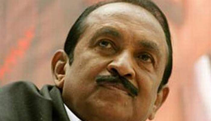 Recommendation to cancel reservation in IIT: Vaiko condemned