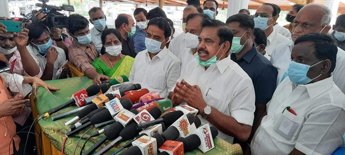 TN CM Palaniswami explains why Dhinakaran alone targeted instead Sasikala