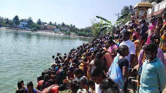 Deitywari festival in Chidambaram