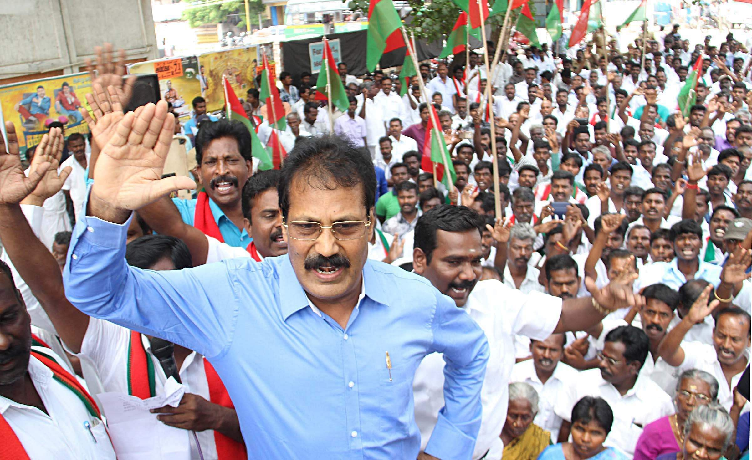 Devendrakula Vellalar votes will not be available if the list is not removed: Dr. Krishnasami
