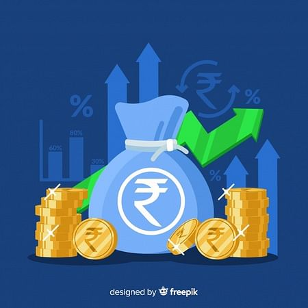 The rupee depreciated by 9 paise against the US dollar