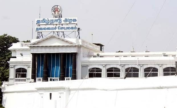 Theni Collector Workplace Change