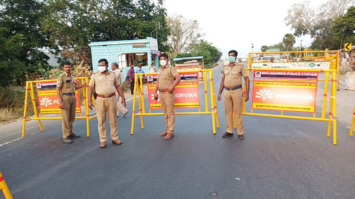 COVID-19 protocols: K'taka closes borders with Kerala again