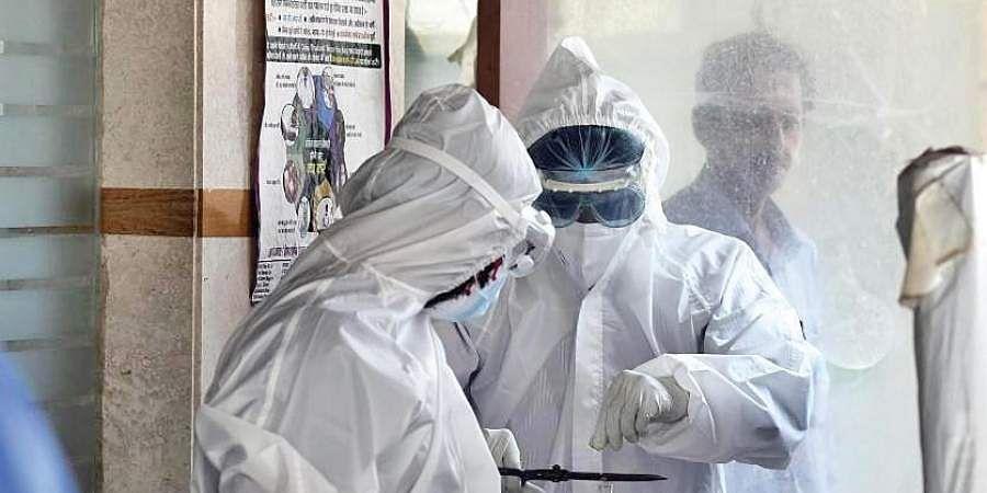 Corona infects 158 more in Delhi