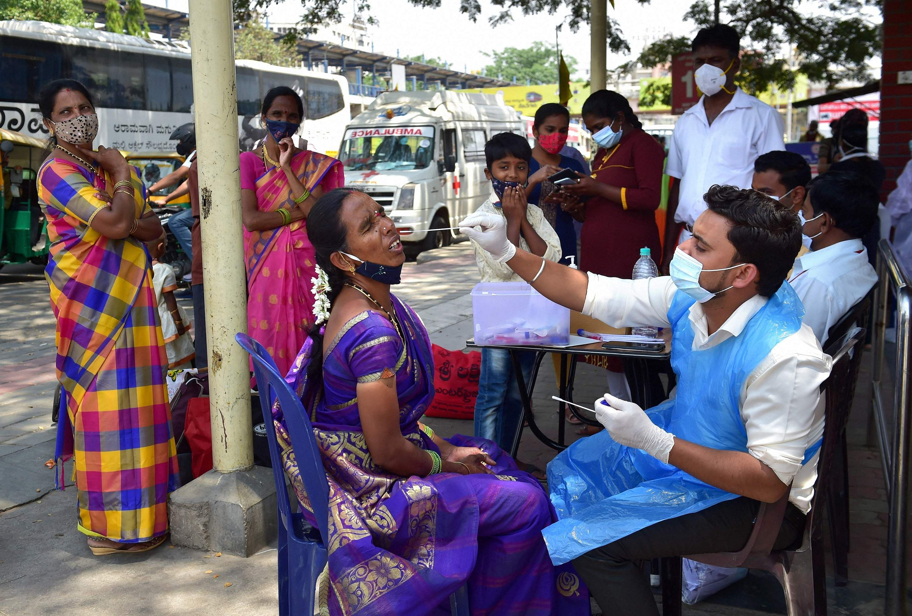 945 new positive cases reported in Tamilnadu
