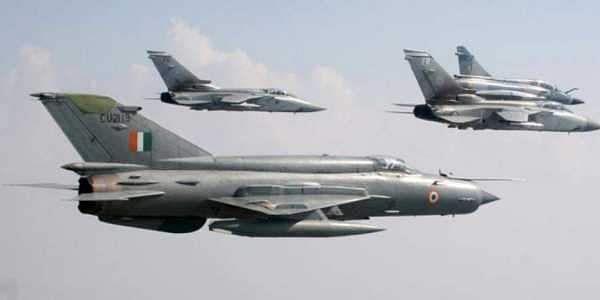 MIG21 crash killed IAF captain