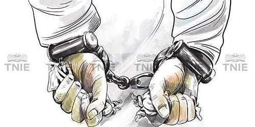 500kg ganja smuggler arrested