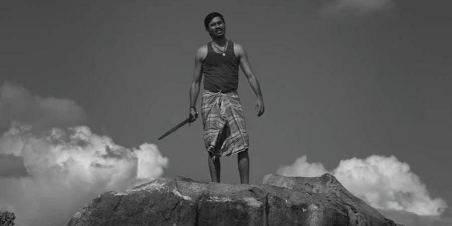 karnan teaser intro by subramaniyam shiva