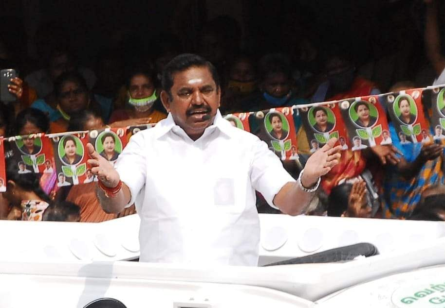 I don't know how Stalin is going to come after DMK's appearance: Chief Minister Palanisamy