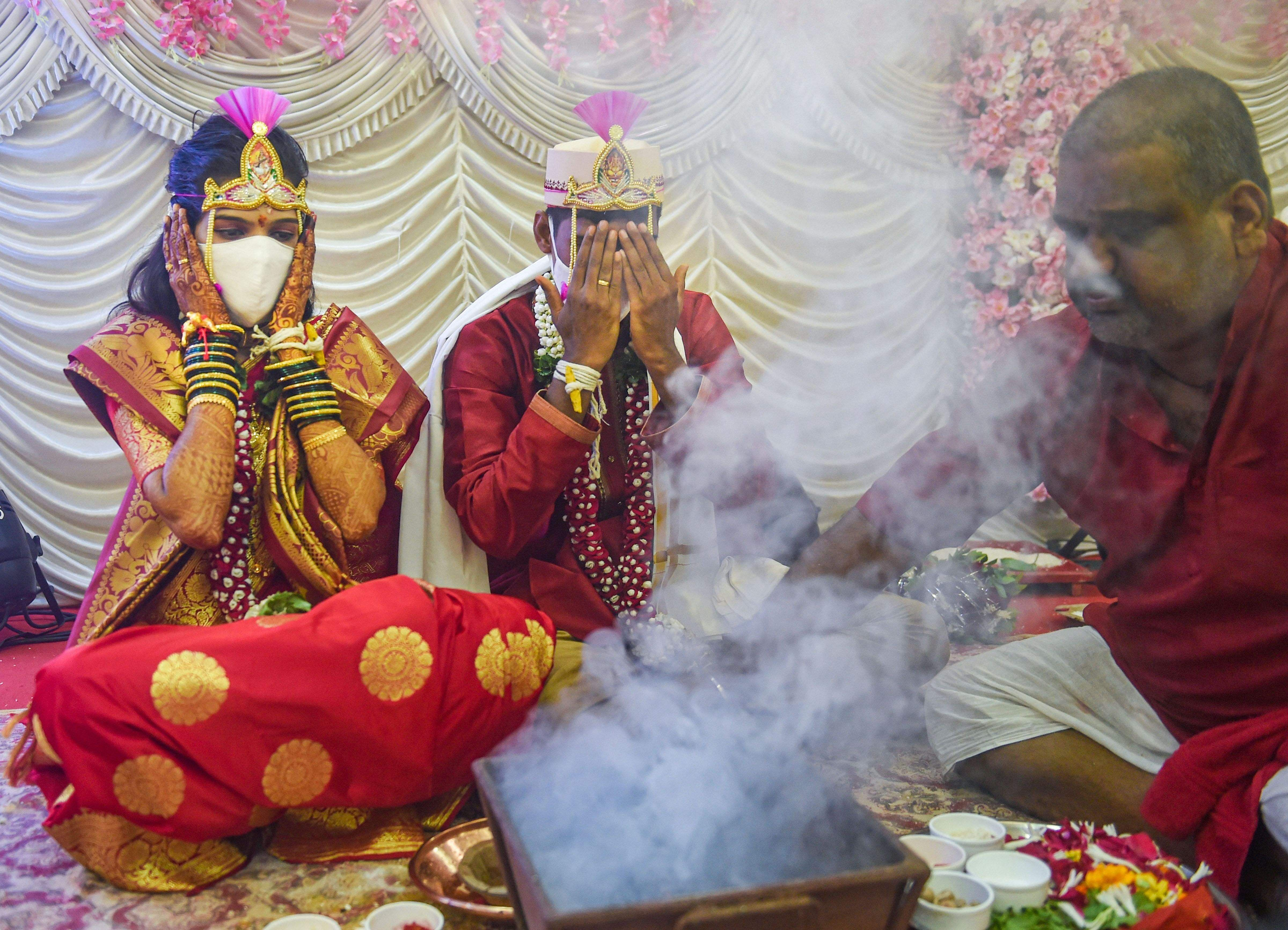 Are weddings, parties causing spikes in COVID-19 cases in India?