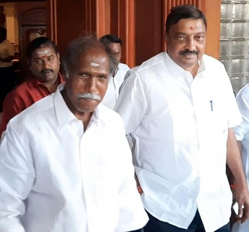 BJP resumes talks with N.R. Congress