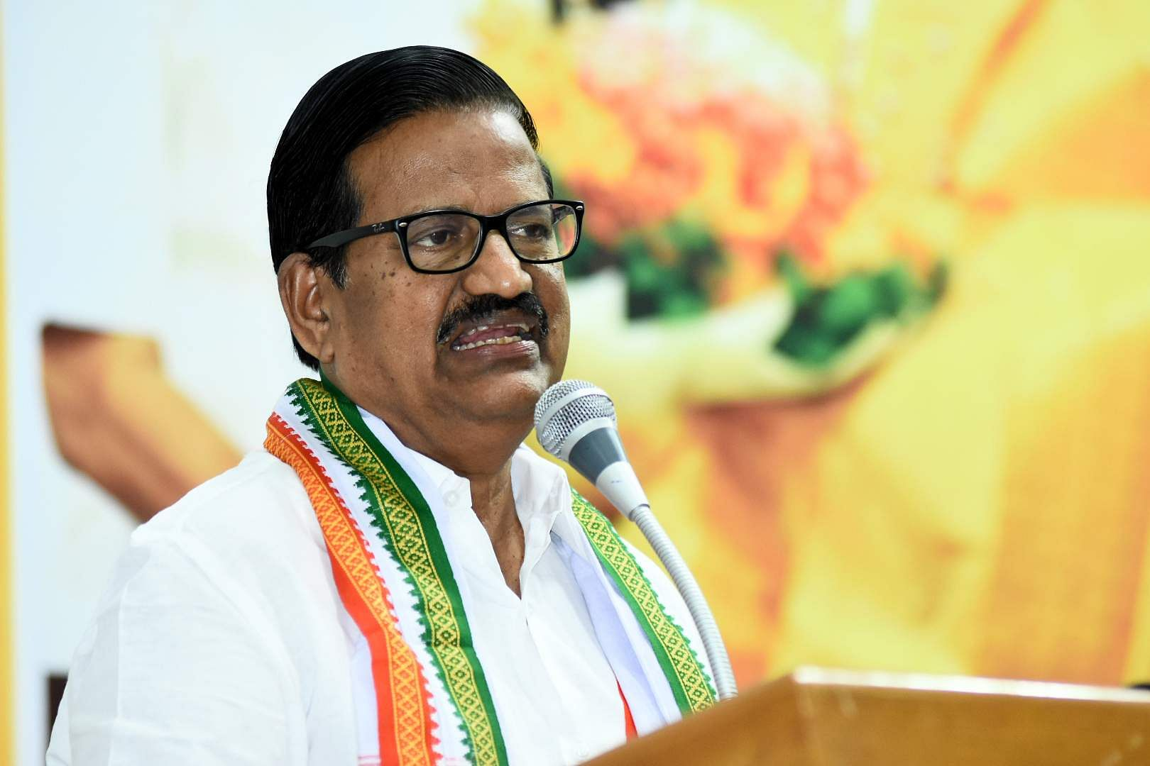 'Did we talk to the People's Justice Center?' Congress leader KS Alagiri explained