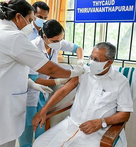 Corona vaccine for Kerala and Goa firsts