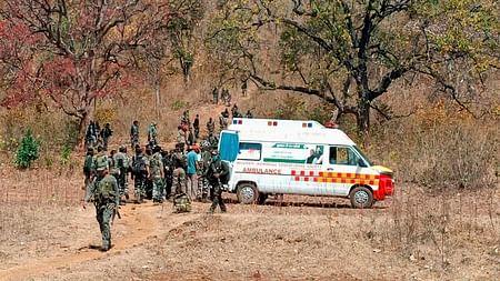 JHARKHAND: Naxal bomb blast kills 3 soldiers