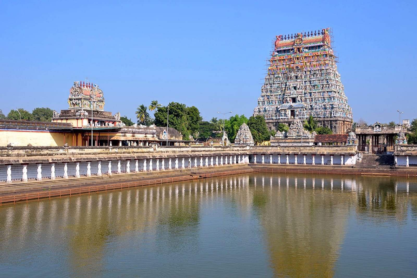 chidambaram temple function