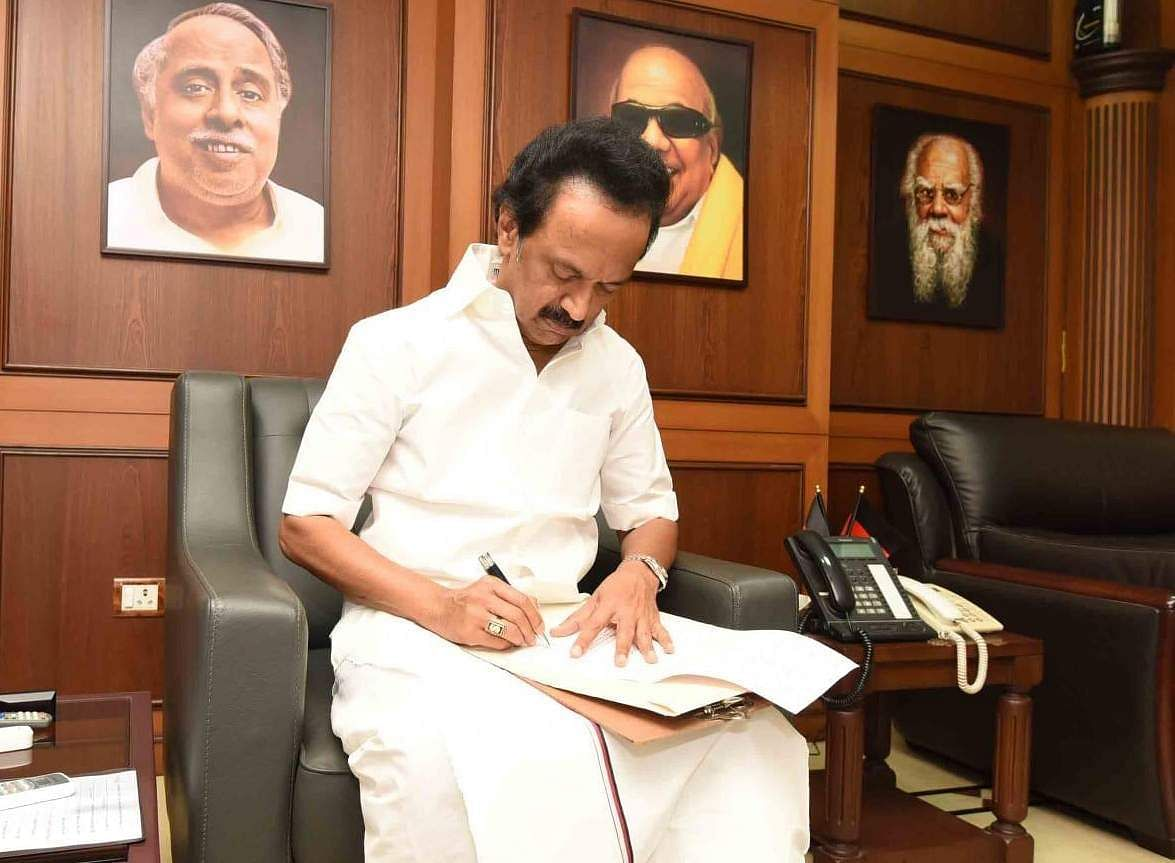MK Stalin requests cadres to monitor vote machines carefully