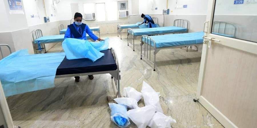 Telangana to increase beds in Covid facilities
