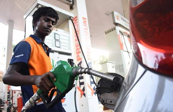 Low petrol and diesel prices after 15 days