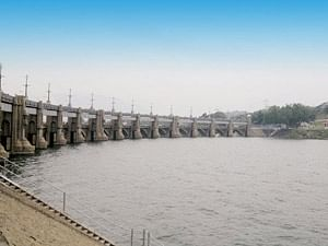 The water level of Mettur Dam rose to 97.71 feet