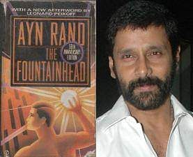 The Fountainhead Even if you think about it now! -Vikram