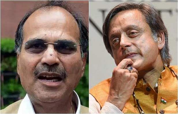 Sashi Tharoor and Adhir Ranjan Chowdhary tests positive for Corona