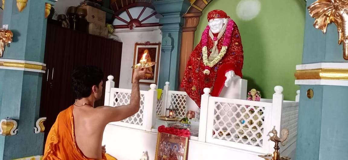 Sri Rama Navami Festival at Sri Sivasai Siradi Sai Baba Temple
