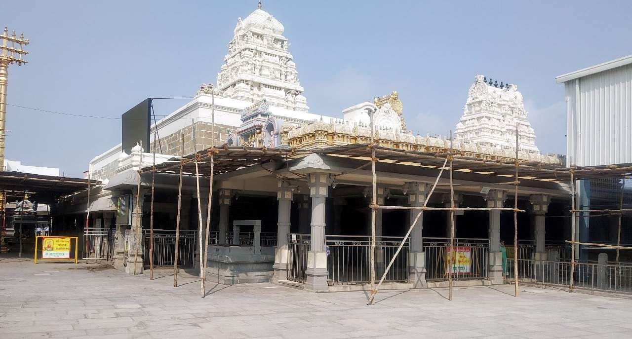 corona-threat-deserted-temples-in-kanchipuram