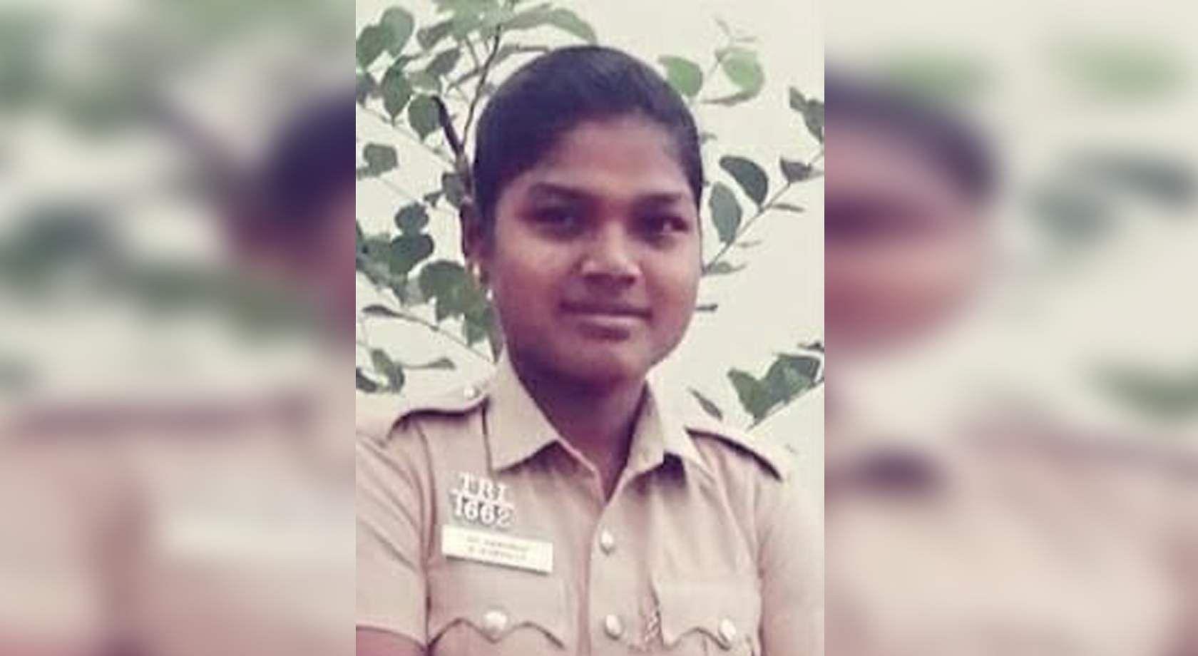 female-guard-commits-suicide