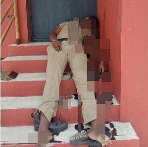 Krishnagiri: Policeman shot dead by gunman