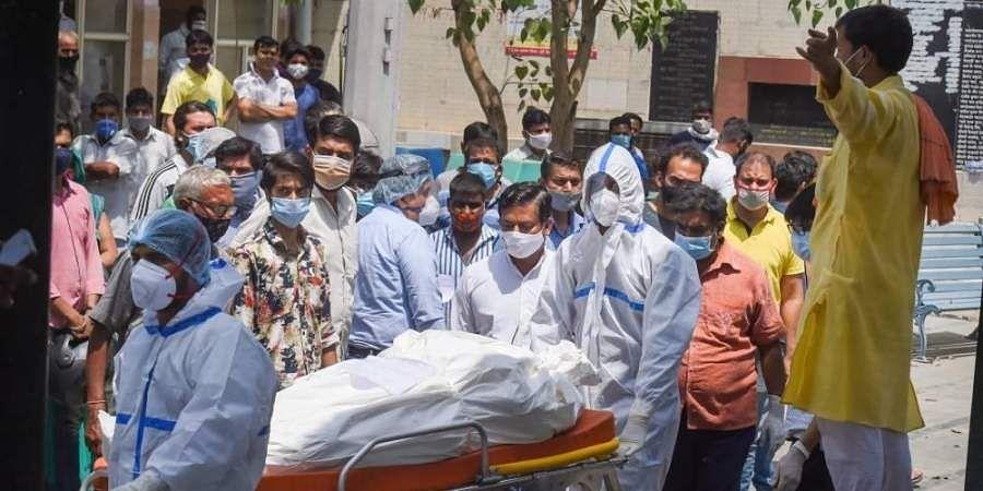 676 new corona deaths reported in Maharashtra