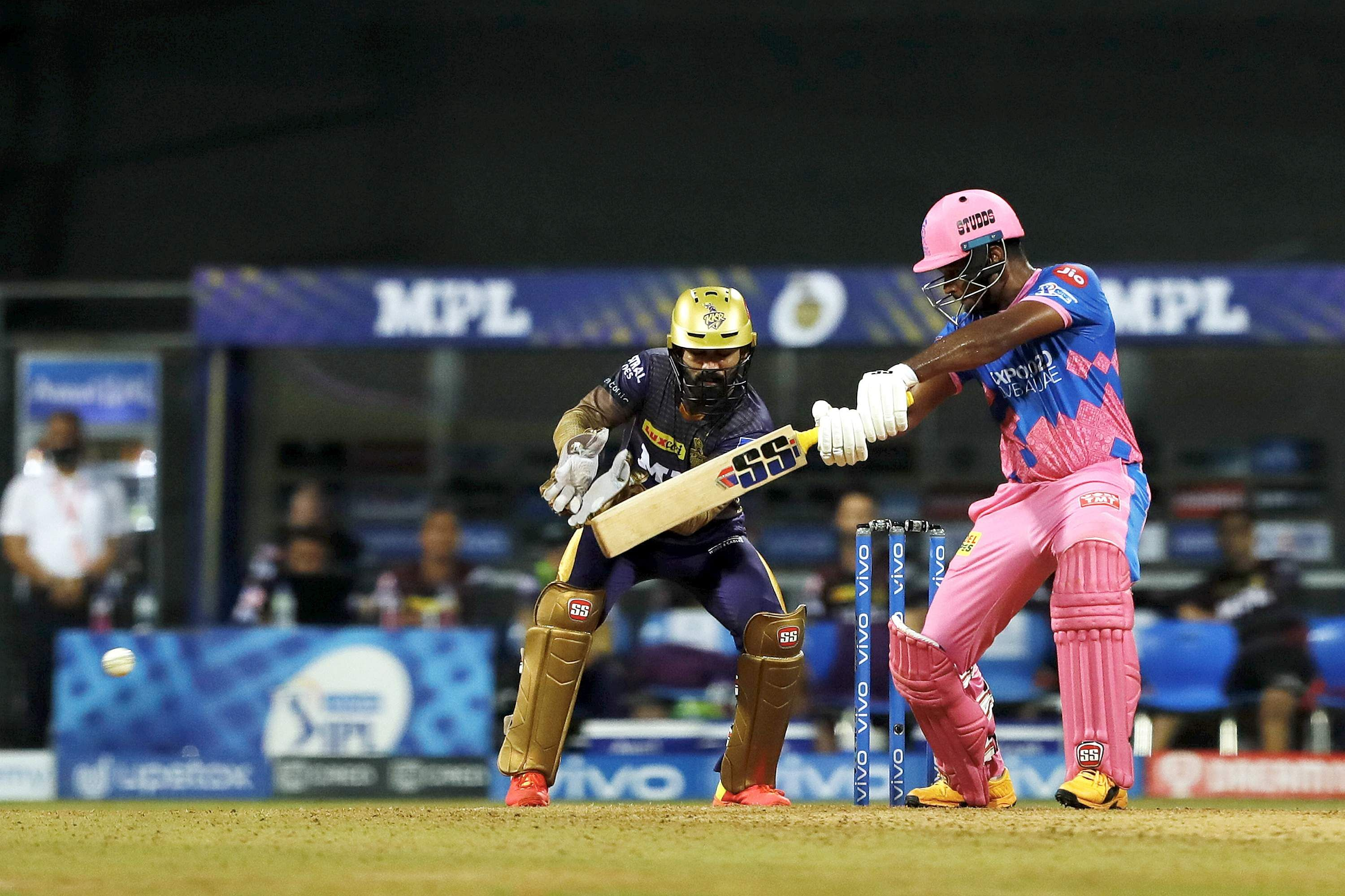 RR beat KKR by 6 wickets