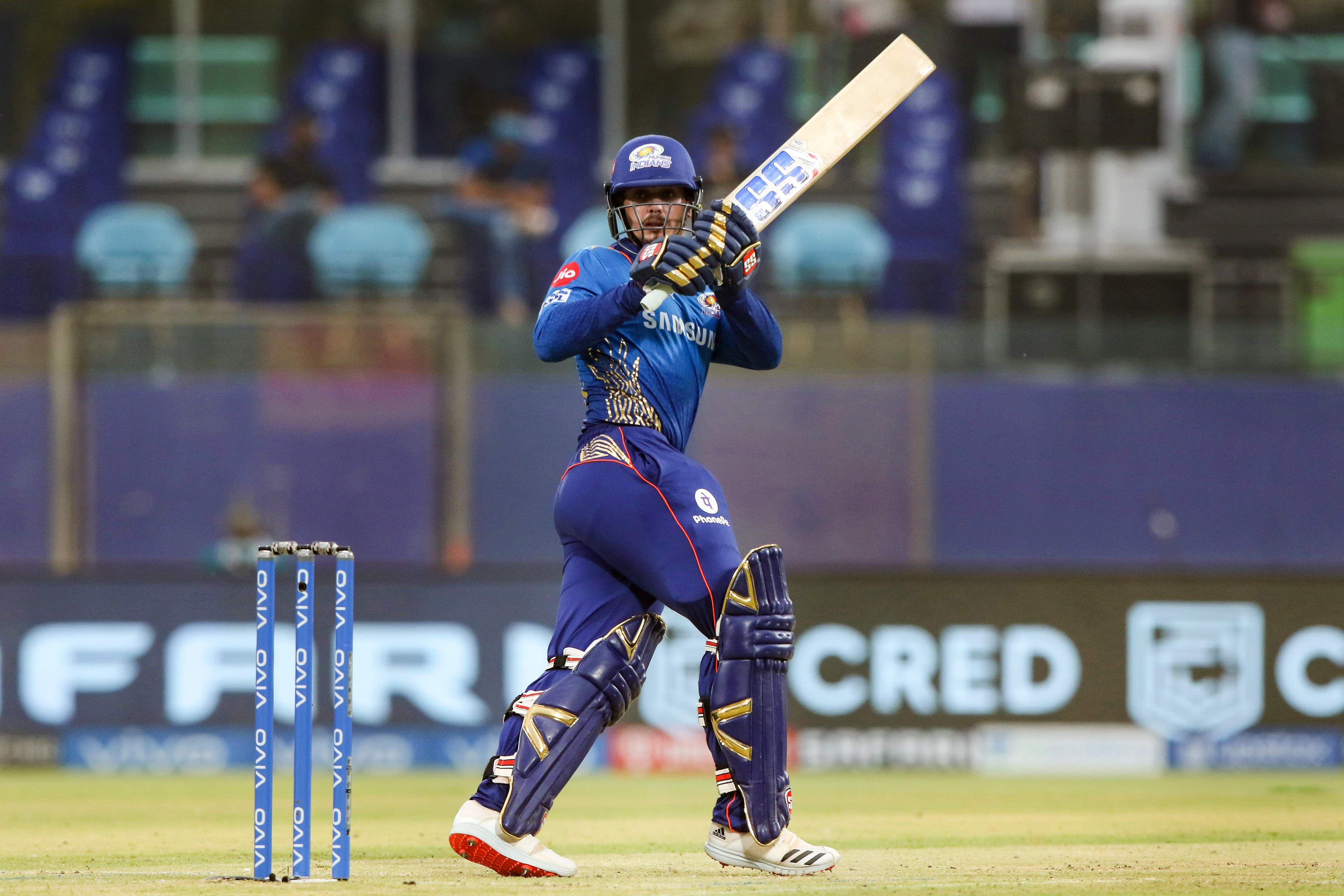 Quinton De Kock fifty helped Mumbai Indians to beat Rajasthan Royals