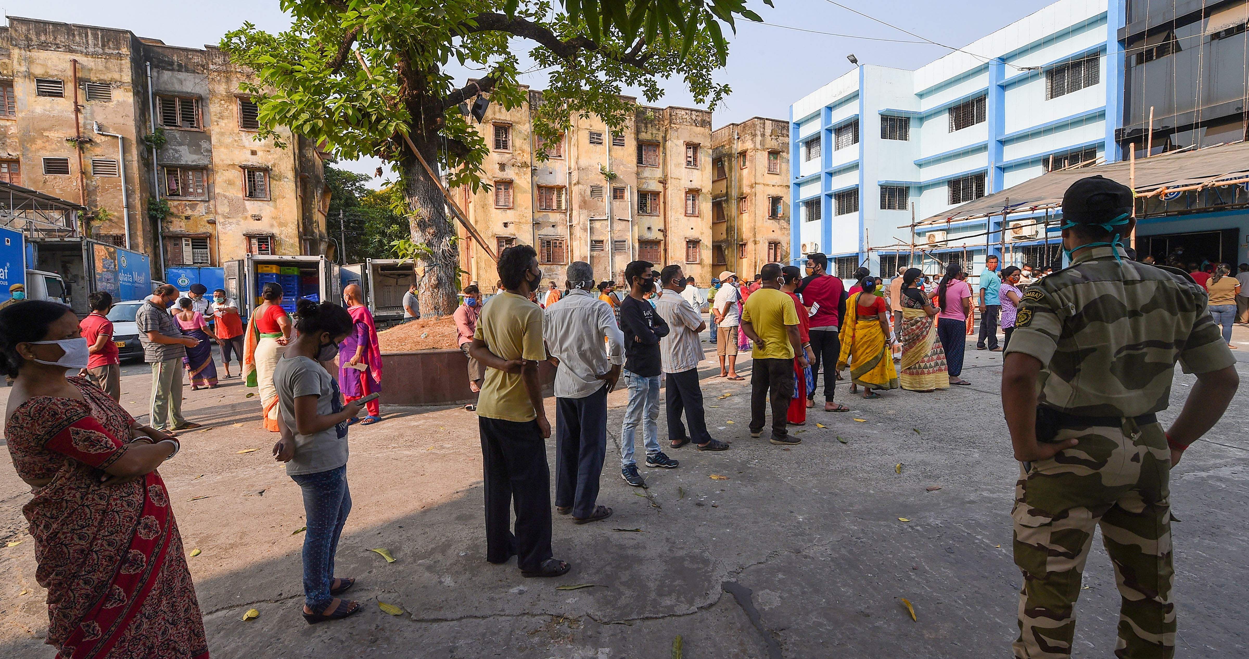West Bengal Final Phase Voting