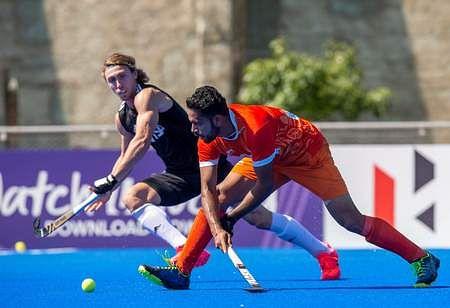 Hockey: India Argentina training match tied