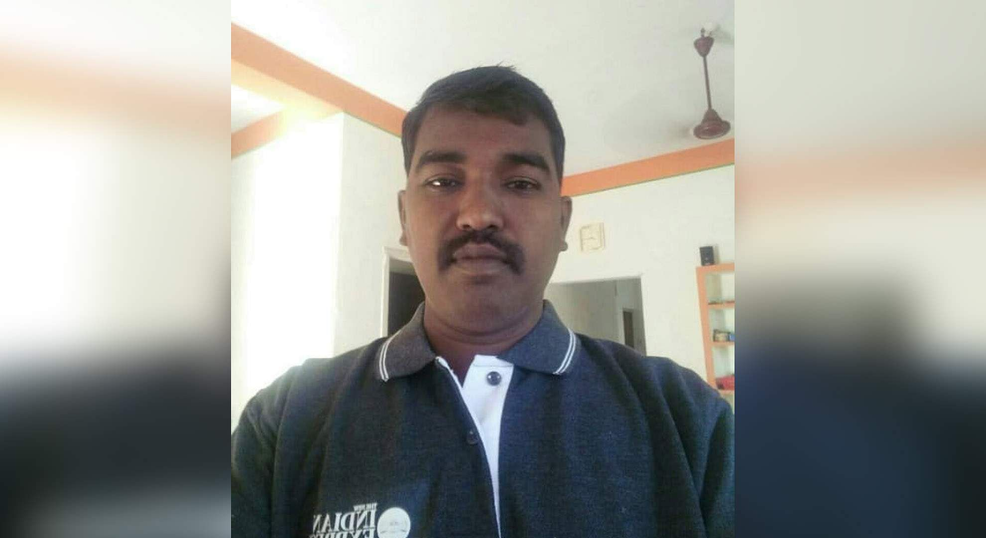The late P. Pandian