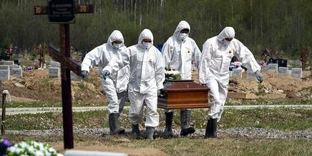 Russia adds 9,270 Covid-19 cases