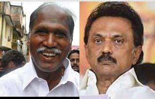 Rangasamy seeks full health: MK Stalin