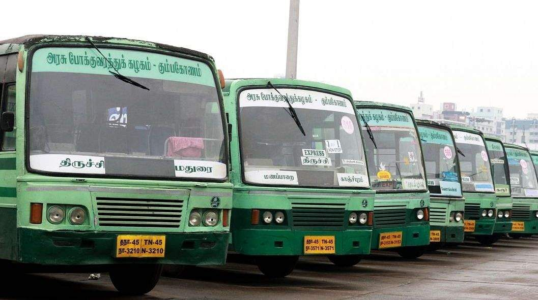 2.05 lakh passengers in 4,575 special buses