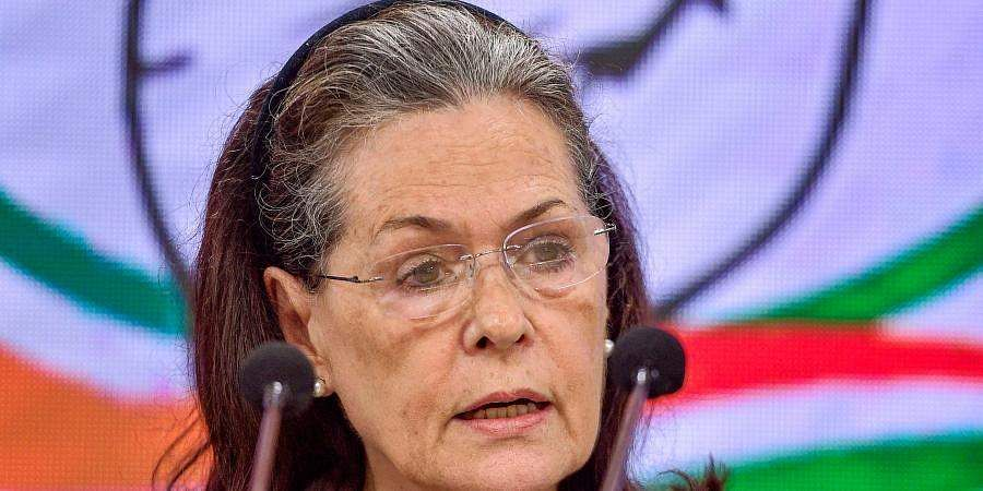 Sonia sets up panel to probe Cong poll debacle