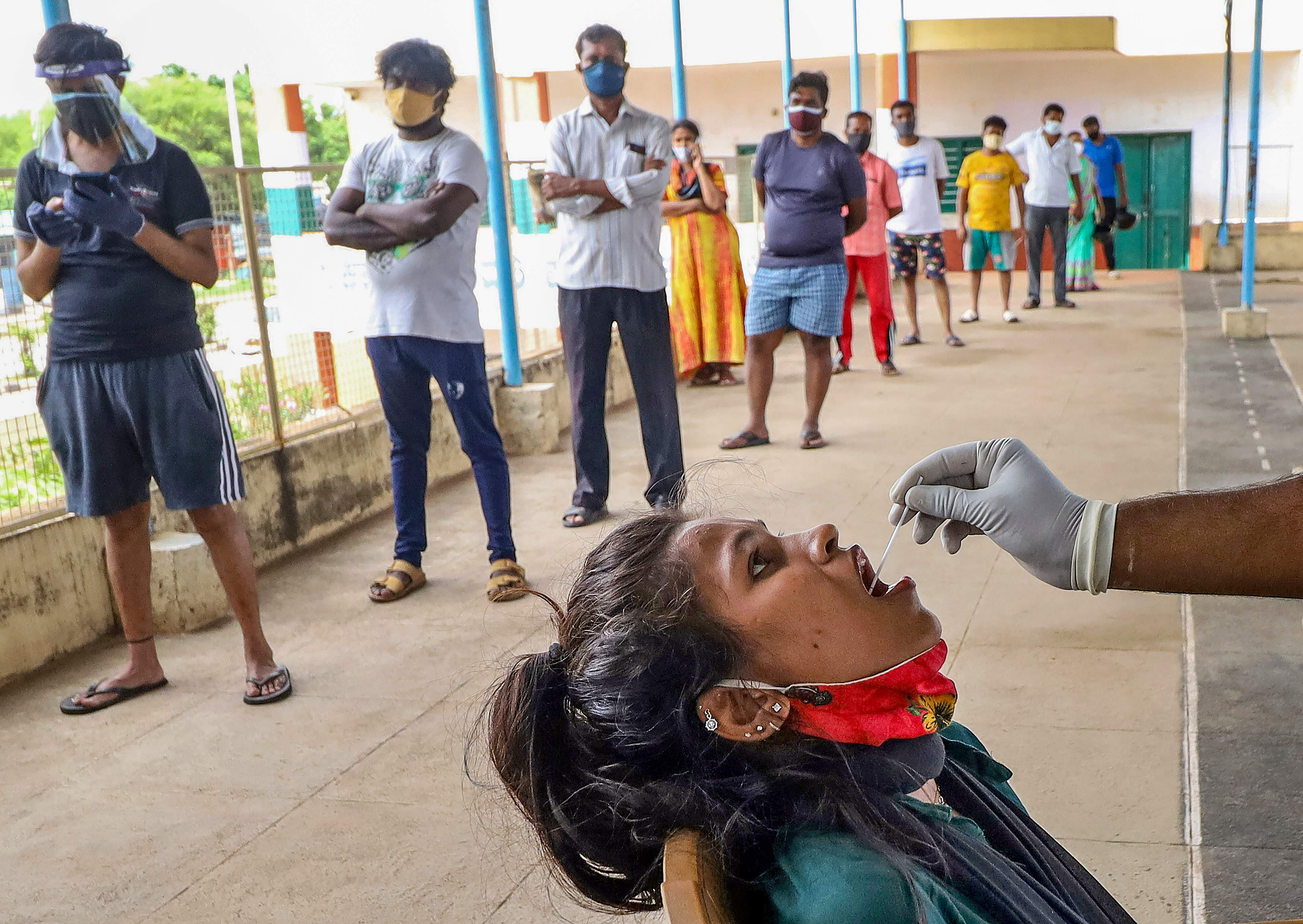 Corona for 6,991 people in Chennai: District wise details