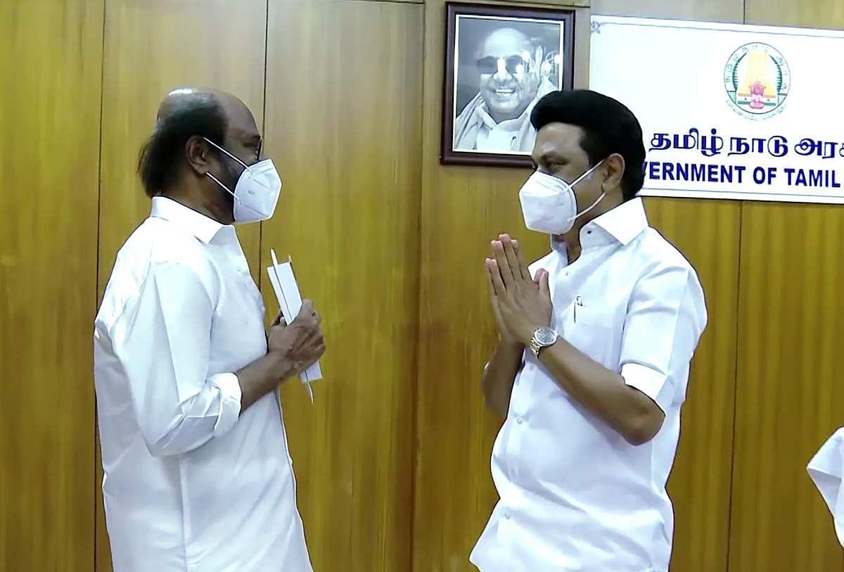 Rajinikanth-Stalin-Donation-2