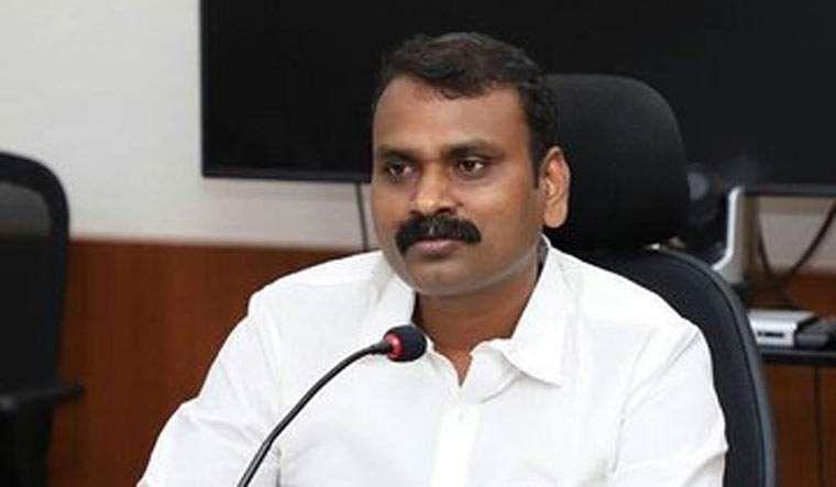 l murugan slams DMK and allies