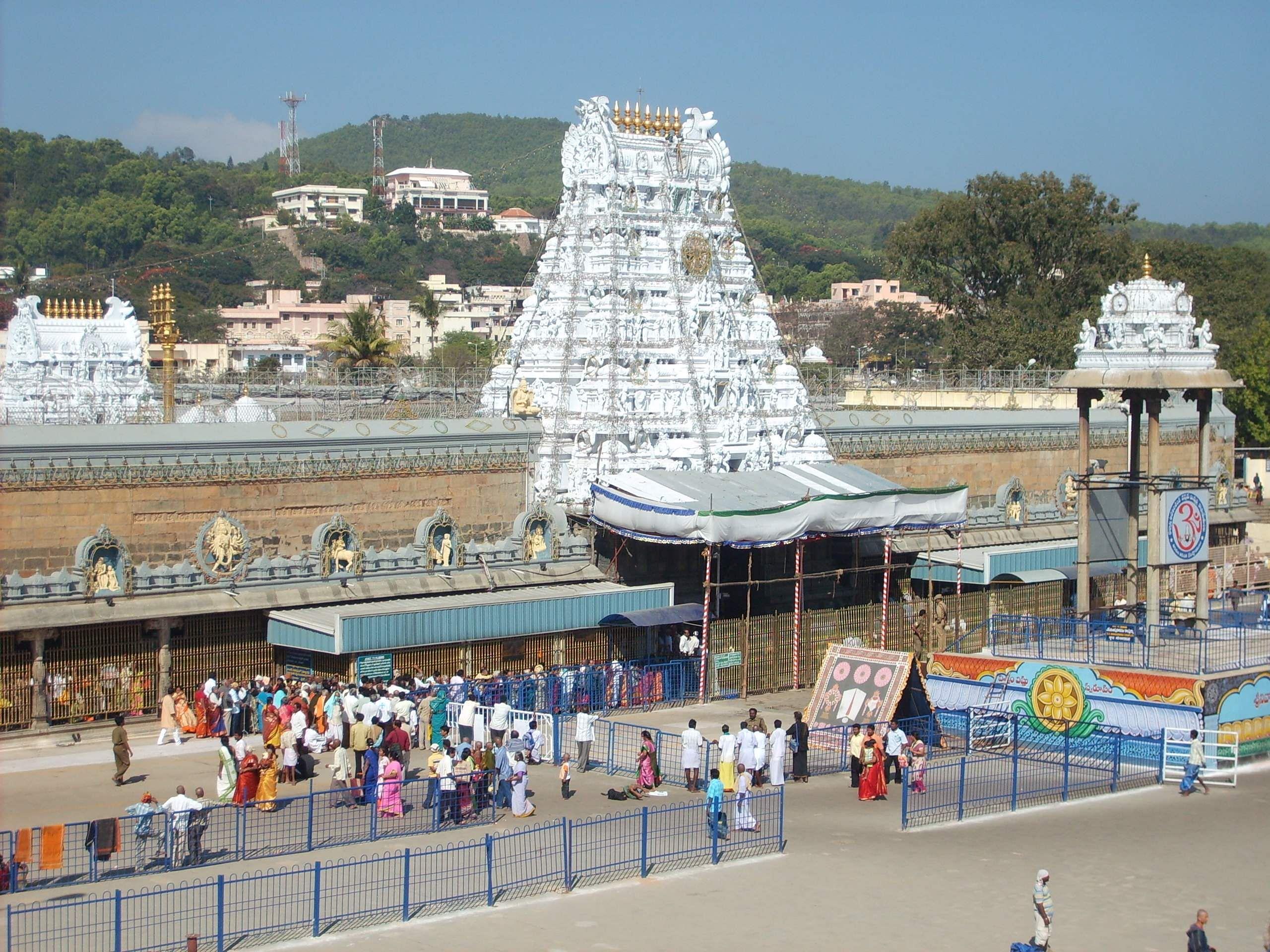 11,055 views in Thirumalai